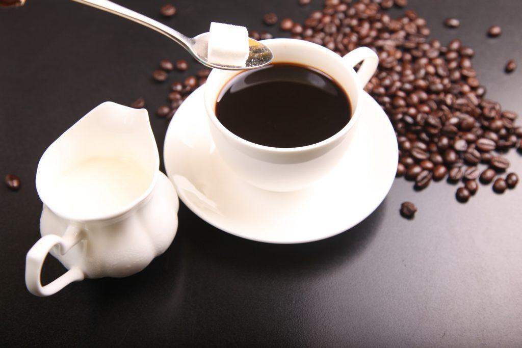 ミルクとコーヒー